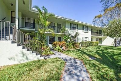 1201 Sabal Ridge Circle UNIT B, Palm Beach Gardens, FL 33418 - MLS#: RX-10406634
