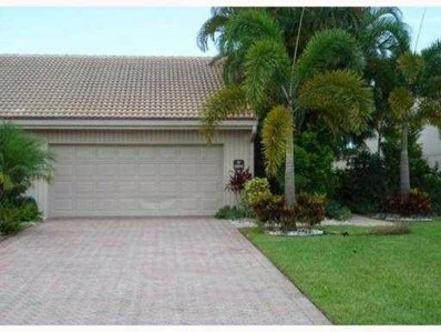 19950 Sawgrass Lane UNIT 5204, Boca Raton, FL 33434 - MLS#: RX-10406639