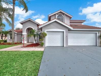 7720 Forestay Drive, Lake Worth, FL 33467 - MLS#: RX-10406652