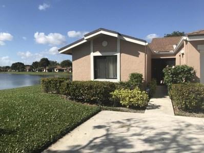 8317 Summersong Terrace, Boca Raton, FL 33496 - MLS#: RX-10406704