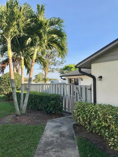 1323 Peppertree Trail UNIT A, Fort Pierce, FL 34950 - MLS#: RX-10406776