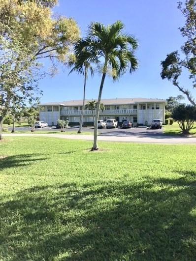 1020 Citrus Way UNIT 204, Delray Beach, FL 33445 - MLS#: RX-10406906
