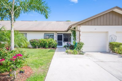 173 Bent Arrow Drive, Jupiter, FL 33458 - MLS#: RX-10406915