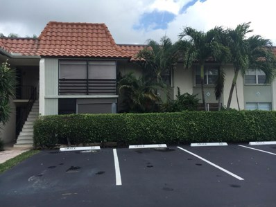 1124 NW 13th Street UNIT 120a, Boca Raton, FL 33486 - MLS#: RX-10407059