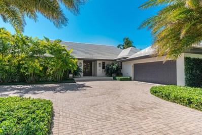 260 N Woods Road, Palm Beach, FL 33480 - MLS#: RX-10407082
