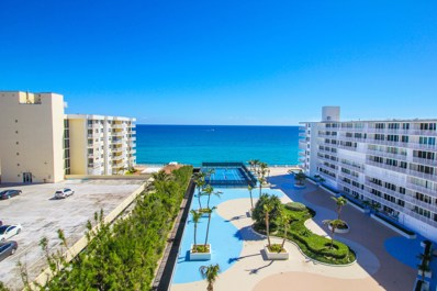 3546 S Ocean Boulevard UNIT 920, South Palm Beach, FL 33480 - MLS#: RX-10407258