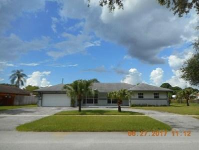7100 Plantation Road, Plantation, FL 33317 - MLS#: RX-10407264