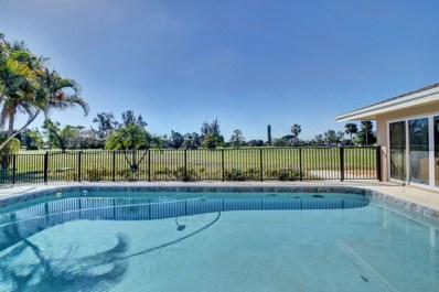 4746 Palo Verde Drive, Boynton Beach, FL 33436 - MLS#: RX-10407329