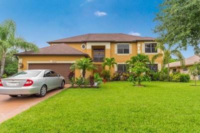459 SW Log Drive, Port Saint Lucie, FL 34953 - MLS#: RX-10407338