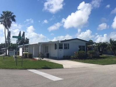 3801 Sapodilla Court, Port Saint Lucie, FL 34952 - MLS#: RX-10407431