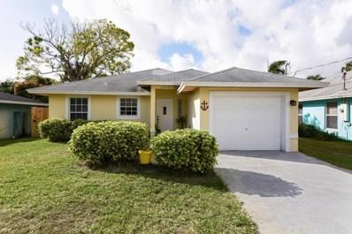 6856 4th Street, Jupiter, FL 33458 - MLS#: RX-10407448