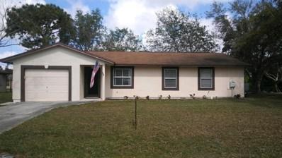 267 SW Grove Avenue, Port Saint Lucie, FL 34953 - MLS#: RX-10407490