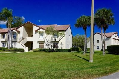 5913 Parkwalk Drive UNIT 716, Boynton Beach, FL 33472 - MLS#: RX-10407504