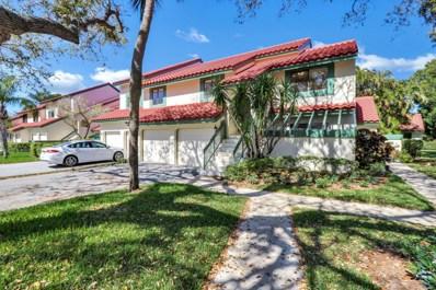 11 Lexington Lane E UNIT H, Palm Beach Gardens, FL 33418 - MLS#: RX-10407516