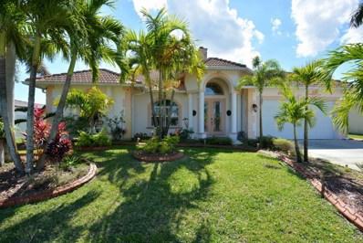 589 SE Calmoso Drive, Port Saint Lucie, FL 34983 - MLS#: RX-10407522