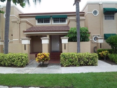 6666 Via Regina, Boca Raton, FL 33433 - MLS#: RX-10407813