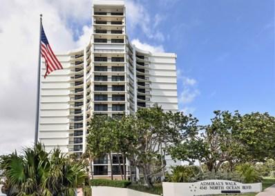 4545 N Ocean Boulevard UNIT 5d, Boca Raton, FL 33431 - #: RX-10407886