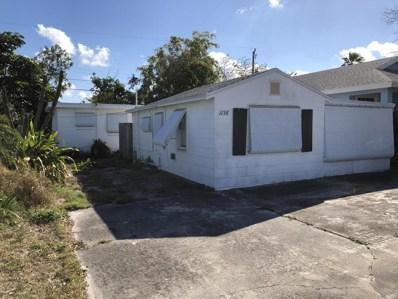1156 Highview Road, Lake Worth, FL 33462 - MLS#: RX-10407929