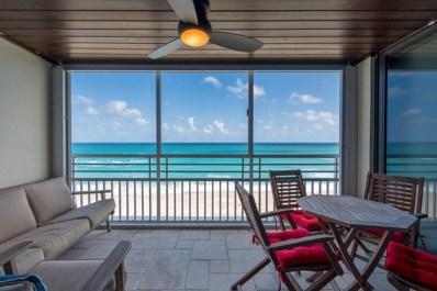 900 Ocean Drive UNIT 405, Juno Beach, FL 33408 - MLS#: RX-10407938