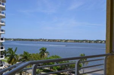 1551 N Flagler Drive UNIT 702, West Palm Beach, FL 33401 - MLS#: RX-10407957