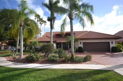 10842 Pine Bark Lane, Boca Raton, FL 33428 - MLS#: RX-10407965