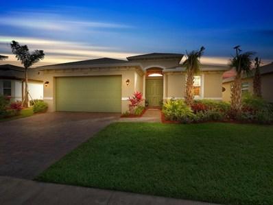11145 SW Lake Park Drive, Port Saint Lucie, FL 34987 - MLS#: RX-10407972