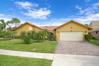2636 SW 23rd Cranbrook Court, Boynton Beach, FL 33436 - MLS#: RX-10408003