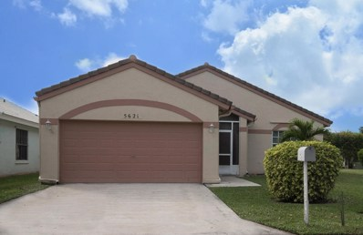 5621 American Circle, Delray Beach, FL 33484 - MLS#: RX-10408112