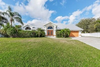 407 SE Duff Court, Port Saint Lucie, FL 34984 - MLS#: RX-10408214