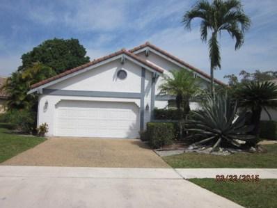 11129 Highland Circle, Boca Raton, FL 33428 - MLS#: RX-10408266