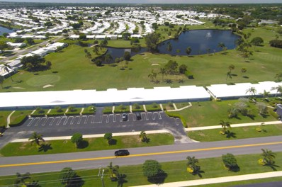 1802 Ocean Drive UNIT 114, Boynton Beach, FL 33426 - MLS#: RX-10408326