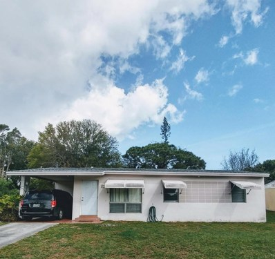 716 Azalea Avenue, Fort Pierce, FL 34982 - MLS#: RX-10408374