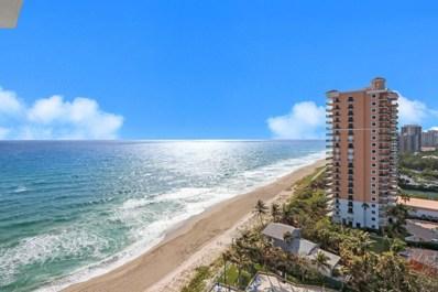 5200 N Ocean Drive UNIT 1504, Singer Island, FL 33404 - MLS#: RX-10408378