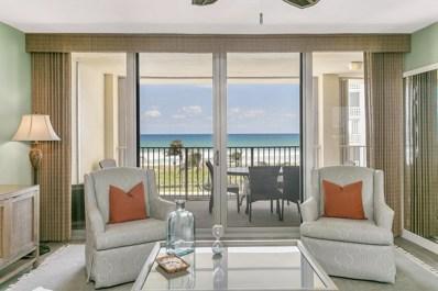 1213 S Ocean Boulevard UNIT # 4-E, Delray Beach, FL 33483 - MLS#: RX-10408470