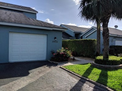 3955 Island Club Circle W, Lake Worth, FL 33462 - MLS#: RX-10408527