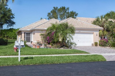 12926 Hampton Lakes Circle, Boynton Beach, FL 33436 - MLS#: RX-10408583