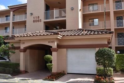 6065 Pointe Regal Circle UNIT 310, Delray Beach, FL 33484 - MLS#: RX-10408610