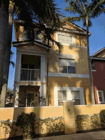 1000 Shoma Drive UNIT 445, Royal Palm Beach, FL 33414 - MLS#: RX-10408630
