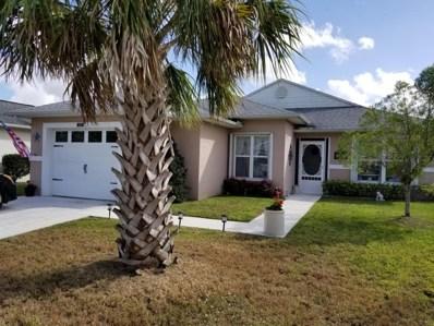 14213 Aguila, Fort Pierce, FL 34951 - MLS#: RX-10408645