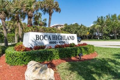4740 S Ocean Boulevard UNIT 902, Highland Beach, FL 33487 - MLS#: RX-10408664