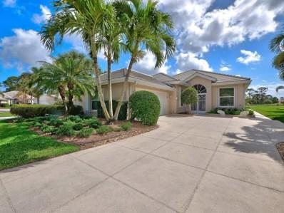 543 SW Hampton Court, Port Saint Lucie, FL 34986 - MLS#: RX-10408681