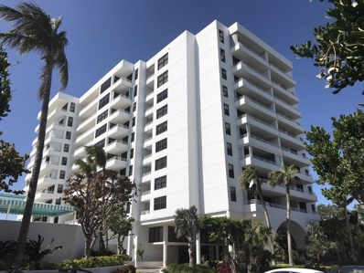 3450 S Ocean Boulevard UNIT 404, Highland Beach, FL 33487 - MLS#: RX-10408713
