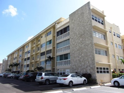329 SE 3rd Street UNIT 405t, Hallandale Beach, FL 33009 - MLS#: RX-10408717