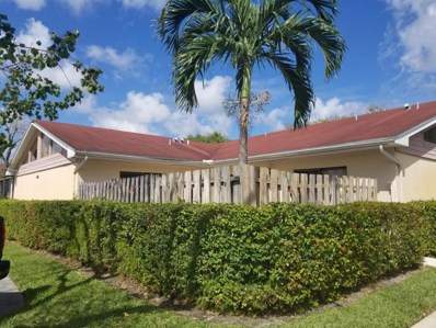 4367 Woodstock Drive UNIT D, West Palm Beach, FL 33409 - MLS#: RX-10408721