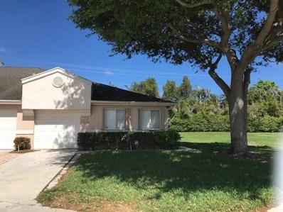 9183 Vineland Court UNIT D, Boca Raton, FL 33496 - MLS#: RX-10408796