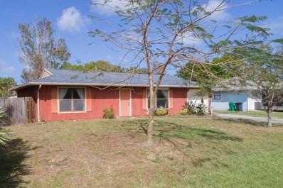 7402 Deland Avenue, Fort Pierce, FL 34951 - MLS#: RX-10408852