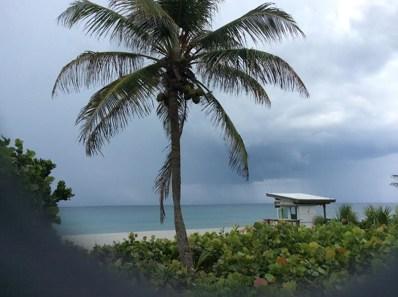 600 Horizons W UNIT 103, Boynton Beach, FL 33435 - MLS#: RX-10408933