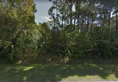 5912 Hickory Drive, Fort Pierce, FL 34982 - MLS#: RX-10409023