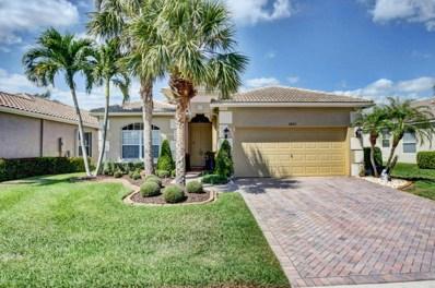 6863 Southport Drive, Boynton Beach, FL 33472 - MLS#: RX-10409081