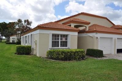 8014 N Tranquility Lake Drive, Delray Beach, FL 33446 - MLS#: RX-10409099